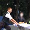 山下公園の大道芸、チクリーノのテーブルクロス引きはマジで面白い!!