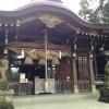 六所神社(神奈川県 大磯)を参拝しました。祭神は櫛稲田姫命です。