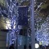 六本木ヒルズ クリスマス 2019 けやき坂 イルミネーション